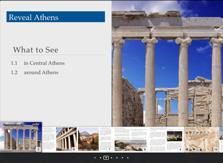 Reveal Athens - What to See