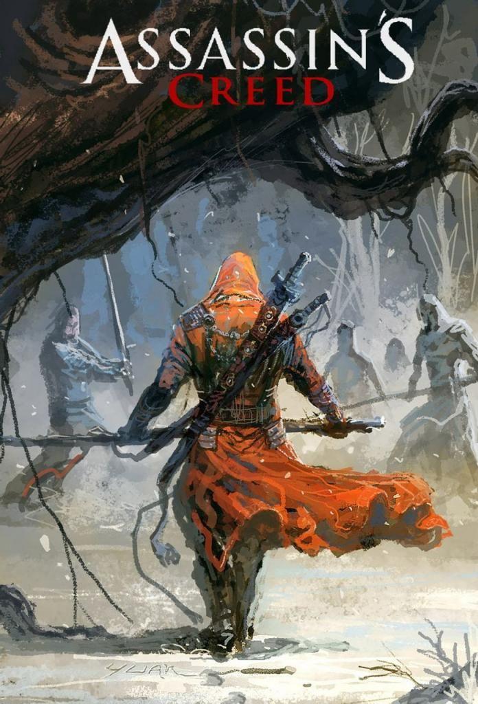 Amazing Chinese style Assassin's creed artwork - Imgur