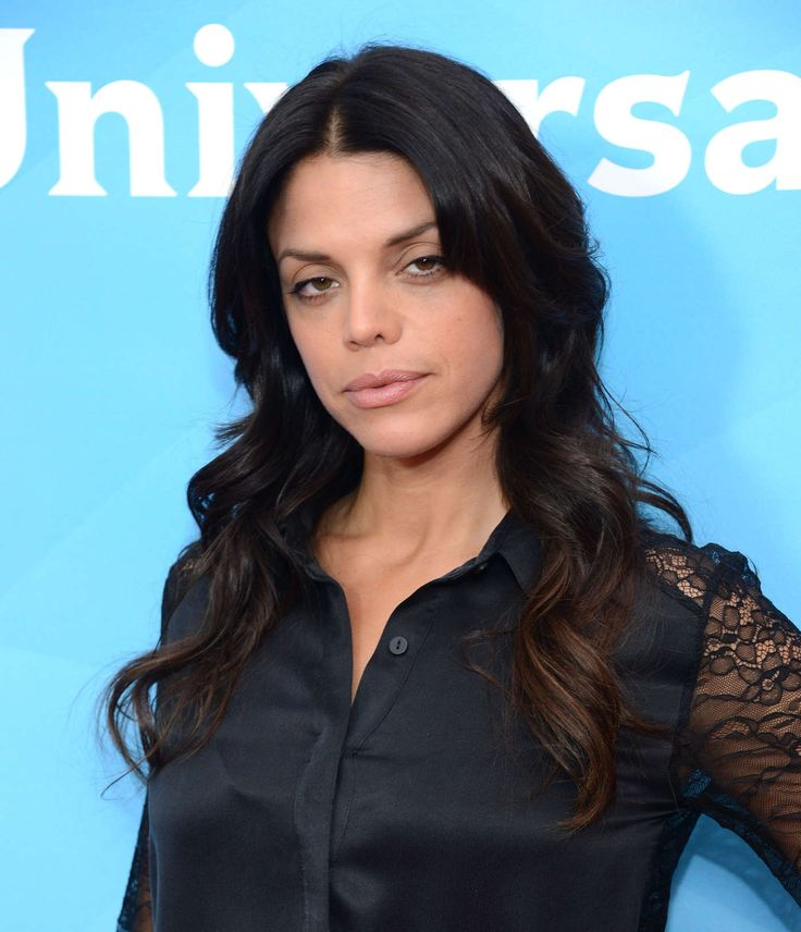 Vanessa Ferlito as Agent Tammy Gregorio on NCIS New Orleans.