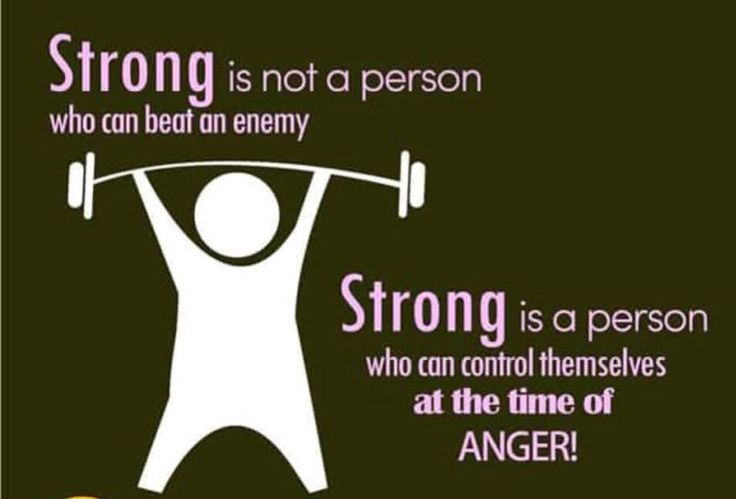 """Narrated Abu Huraira (ra):  Allah's Messenger (ﷺ) said, """"The strong is not the one who overcomes the people by his strength, but the strong is the one who controls himself while in anger."""" Reference : Sahih al-Bukhari 6114 In-book reference : Book 78, Hadith 141 USC-MSA web (English) reference : Vol. 8, Book 73, Hadith 135"""