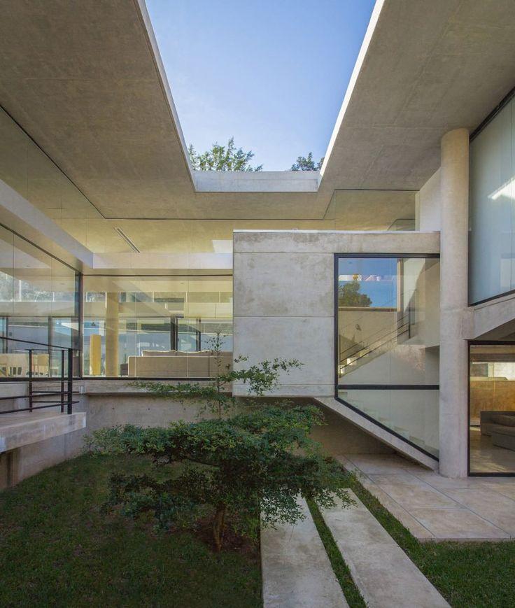Best Concrete Houses Images On Pinterest Concrete Houses