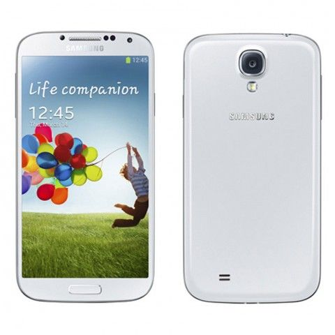 Samsung Galaxy S4 White I9500 32GB Cell Phone