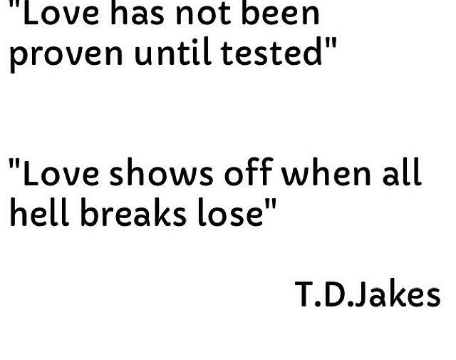 TD Jakes Stuff Td Ja Enchanting T D Love