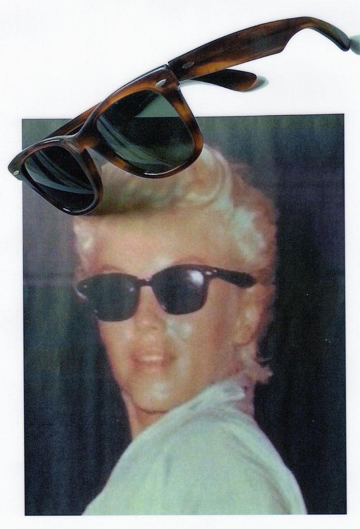 Occhiali Rayban Wayfarer 1955 - foto 01