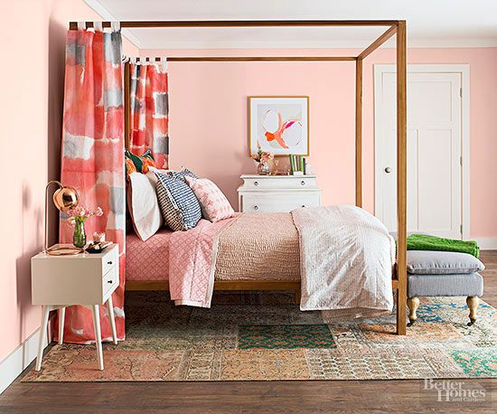 265 best Pretty in Pink Curtains & Fabric images on Pinterest ...
