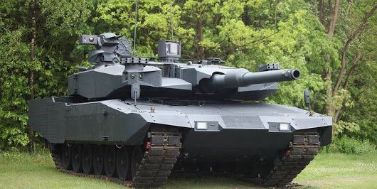 Leopard-2A7-Top-Famous-Modern-Tanks-in-The-World-2018