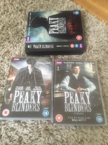 #Peaky blinders series 1 & 2 dvds box set #(british #1920s gangsters mob bbc,  View more on the LINK: 	http://www.zeppy.io/product/gb/2/311637182876/