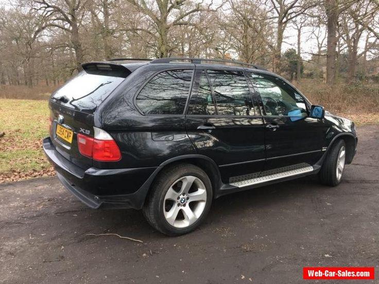 2004 BMW X5 SPORT D AUTO BLACK #bmw #x5sportdauto #forsale #unitedkingdom