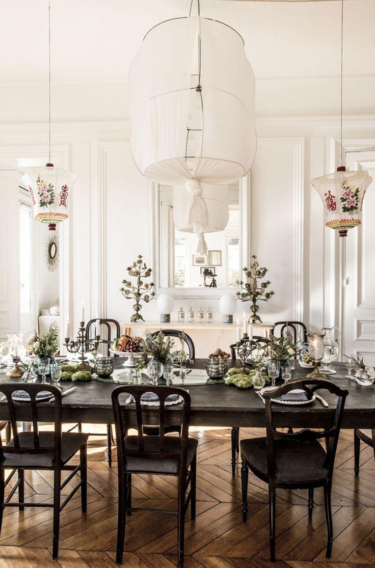 Parisian Dining Room Inspiration 575 Best Dining Room  Blog Images On Pinterest  Dining Room Design Inspiration