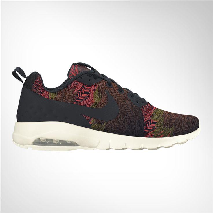 Women's Nike Airmax Motion LW Print Shoe