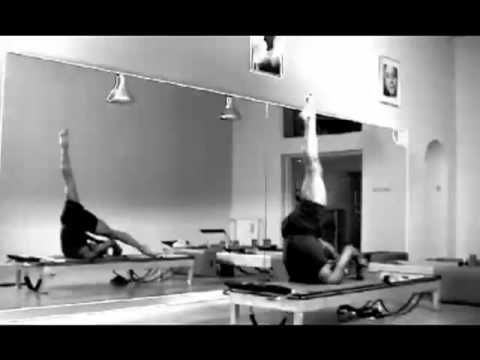 ▶ Joseph Pilates Reformer by Bluebird Pilates Munich - YouTube