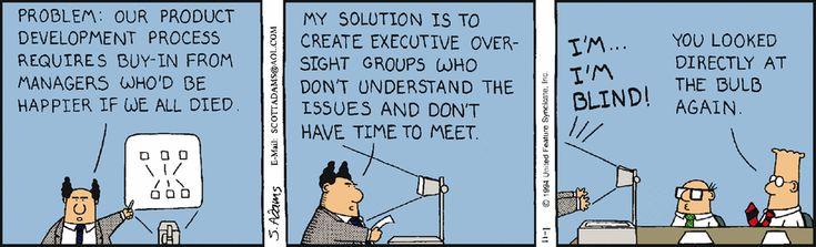 Dilbert Classics by Scott Adams for Dec 29, 2017 | Read Comic Strips at GoComics.com