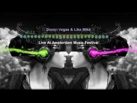 Dimitri Vegas & Like Mike   Live At Amsterdam Music Festival
