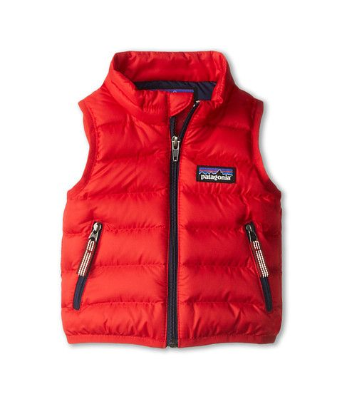 Patagonia Kids Baby Down Sweater Vest (Infant/Toddler) Easton