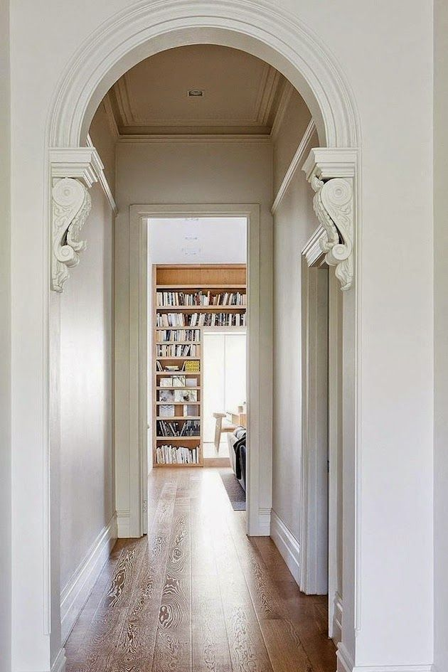 17 best images about hallway arches mouldings on for Internal arch