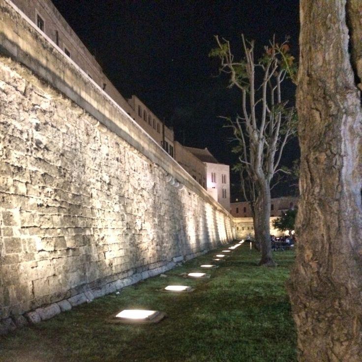 Muraglia Bari vecchia