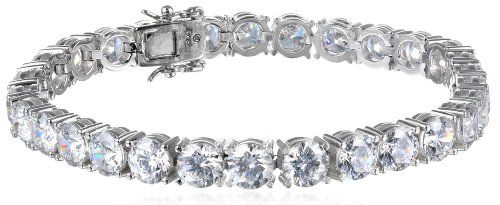 how to open swarovski tennis bracelet clasp
