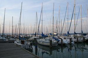 Kikötő, Siófok