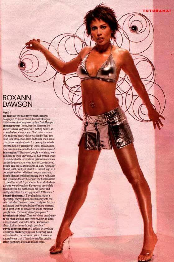 roxann dawson nudography