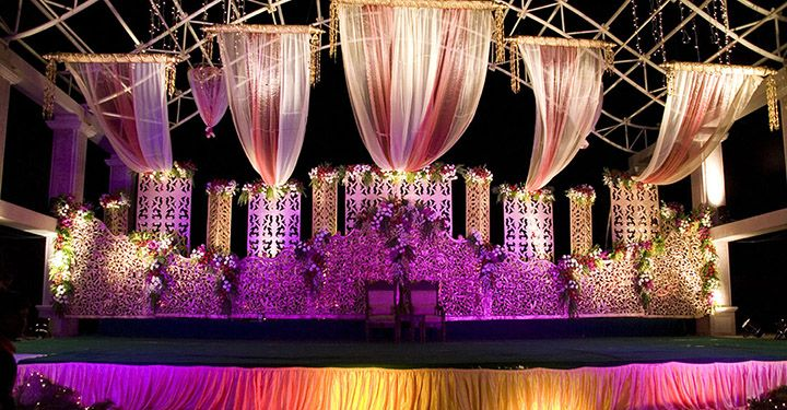 #wedding #Theme Wooden giraffes and undersea venues may sound surreal to some, but to the professional wedding planner, it's all part of the game. See more at : http://www.luxurynext.com/luxury-planning-a-multi-crore-wedding