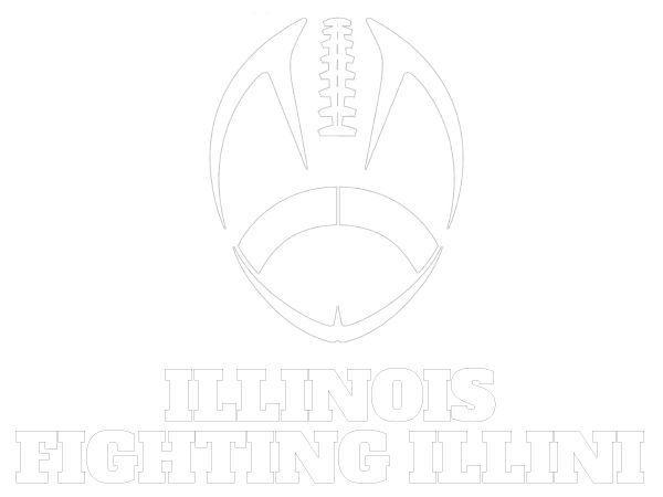 Printable Illinois Fighting Illini Coloring Sheet