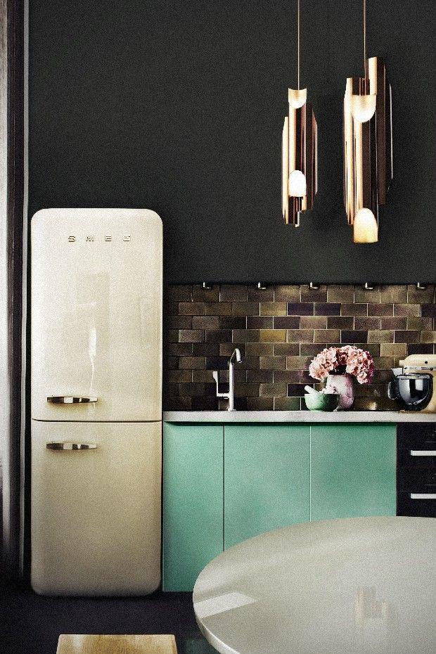 DELIGHTFULL | Mid century modern home. Inspirations and Ideas | www.bocadolobo.com | #lighting #luxury