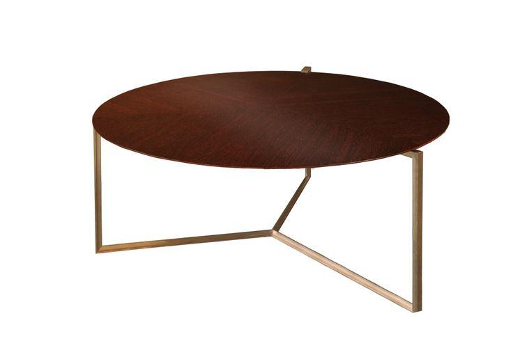 Ypsilon Wood Living Table