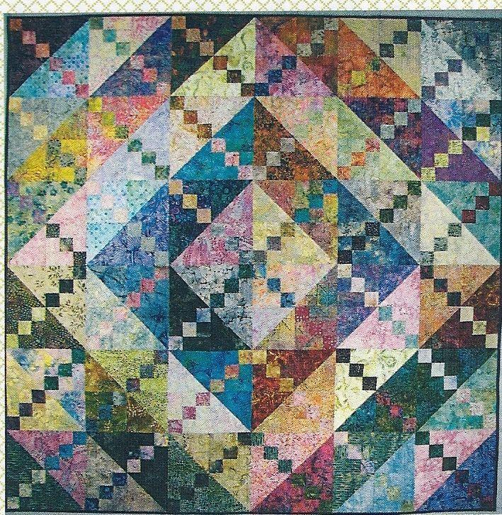 197 Best Images About Quilts - Batiks On Pinterest