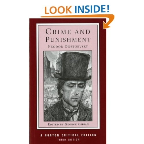 how to write an essay on crime and punishment author