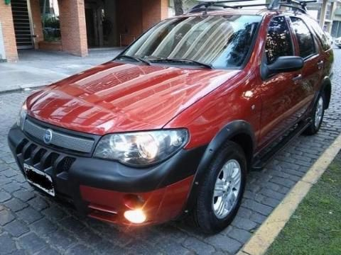 Fiat Palio Weekend Adventure usado 2005 79000 kms