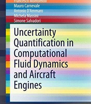 Uncertainty Quantification In Computational Fluid Dynamics And Aircraft Engines PDF