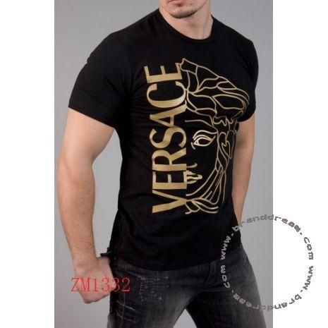 Versace Men T-Shirts vsmt183 New Hip Hop Beats Uploaded EVERY SINGLE DAY http://www.kidDyno.com                                                                                                                                                                                 Más