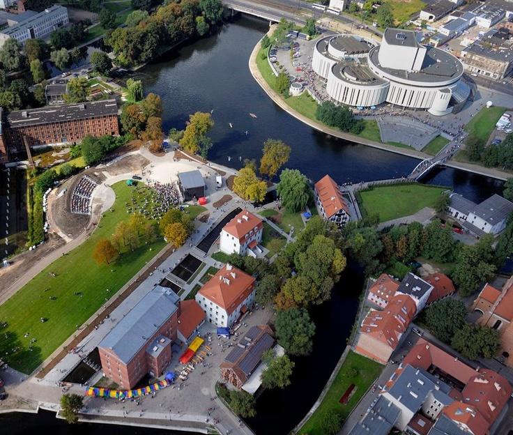 BYDGOSZCZ, Poland; We love natural environment.