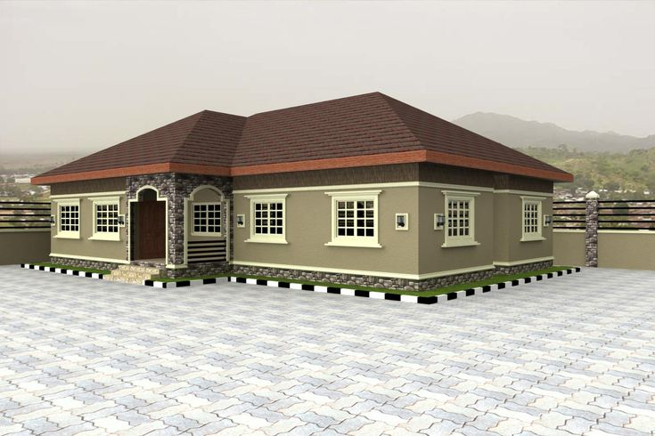 Home Plans For Bungalows In Nigeria Properties 4 Nairaland ...