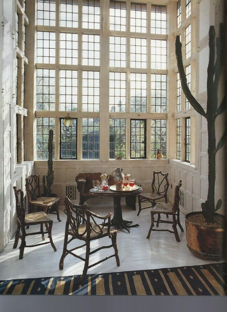 Luytens/Rustic Chic