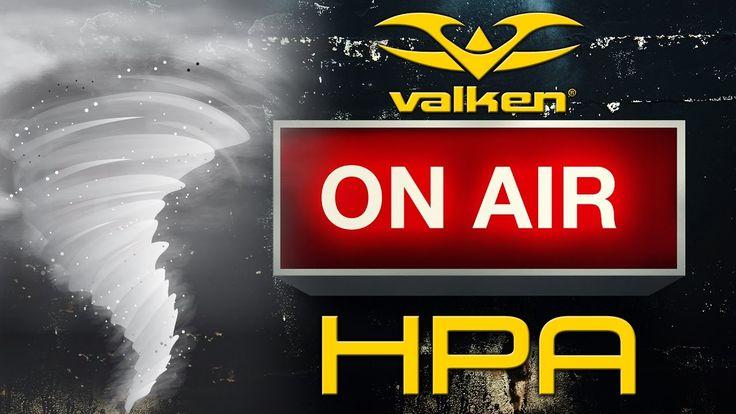 On Air: Valken Optima V12 HPA Waffen | Sniper-as.de