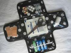 Trousse de secours ou de rangement pour sac à main... • Hellocoton.fr