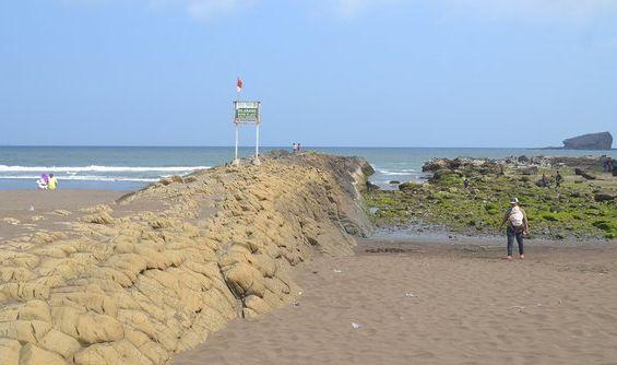 tempat wisata watu ulo di jember jawa timur, selengkapnya - http://panwis.com/jawa-timur/wisata-watu-ulo/