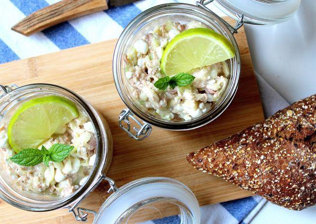 Krémový tuňákový dip se sýrem cottage | Cooking with Šůša