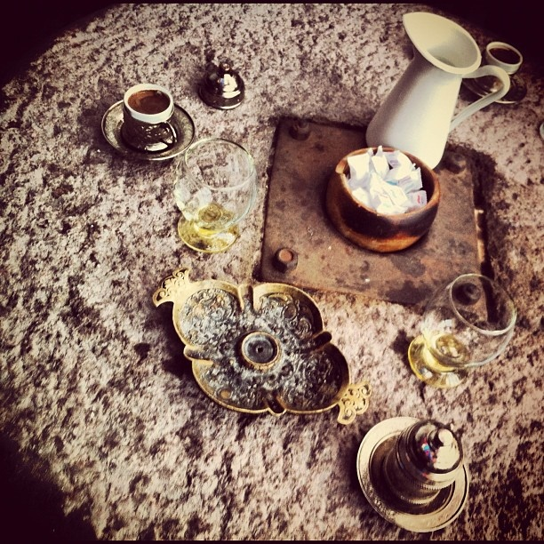 #turkishcoffee #coffee #eskikafa #iphonesia #photography #picoftheday - @aysmelb- #webstagram