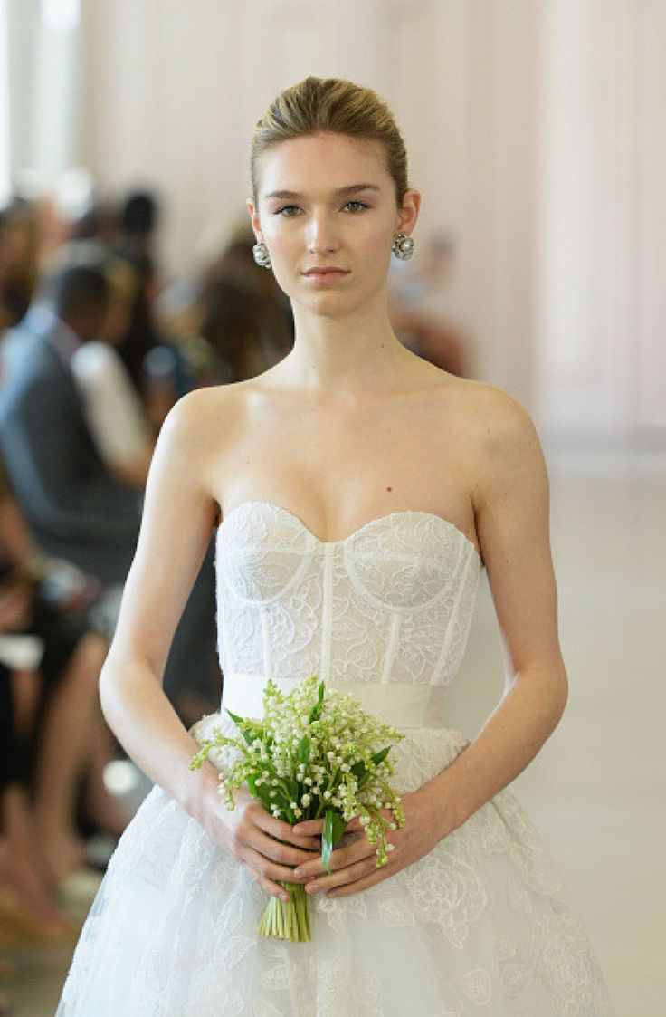 Your Guide to Bridal Week: This Years Top Trends 2015 I www.stylemepretty.com #weddings #trends