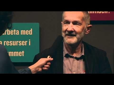 Arne Trageton, forskare, pedagog. Här berättar  han bakgrunden till varför man ska använda sig av ASL