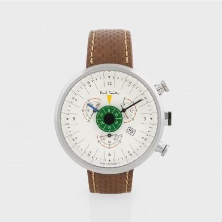 Paul Smith Men's Watches - Tan 531 Chronograph Watch