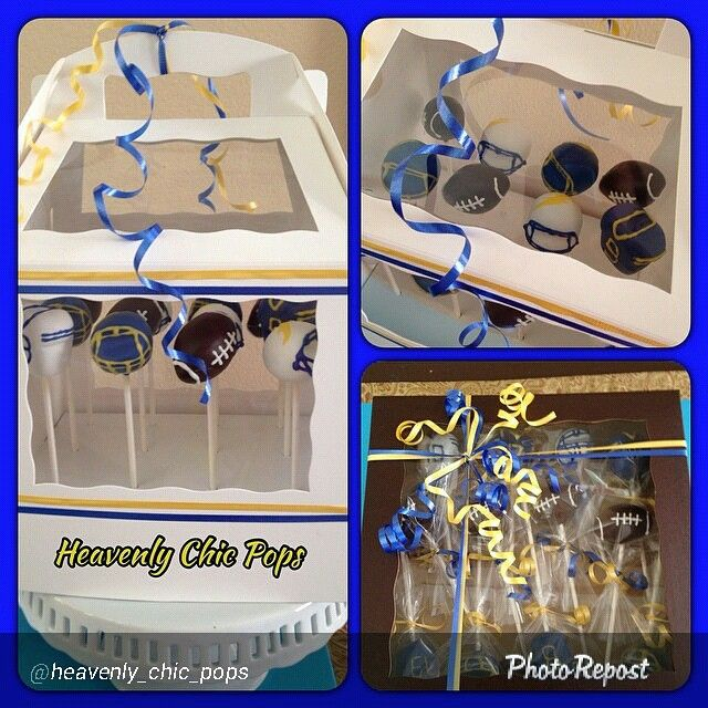 San Diego Chargers Cake: 47 Best Images About San Diego Chargers Cakes On Pinterest
