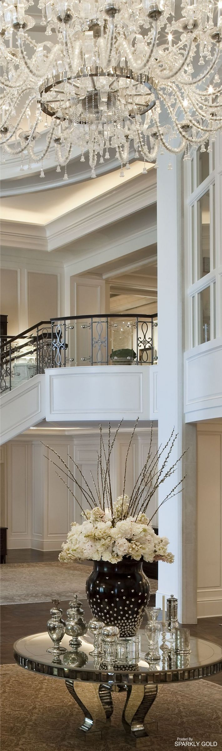 How Big Should Foyer Be : Ideas about foyer chandelier on pinterest ceiling
