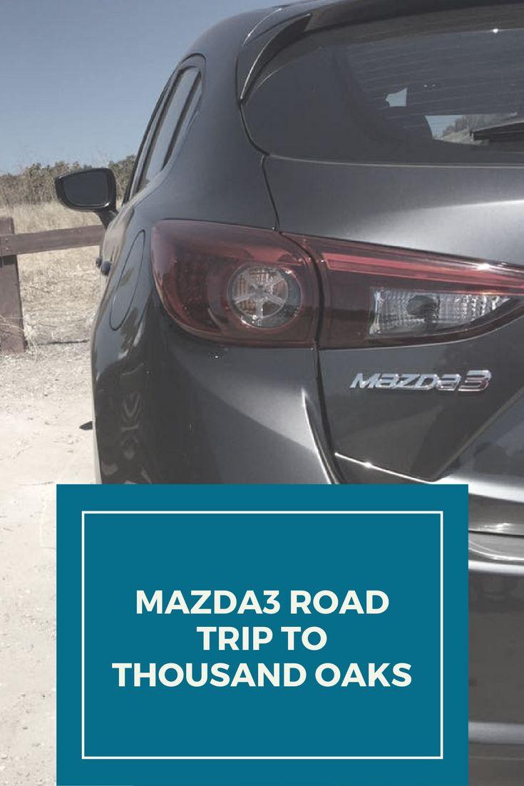 Mazda3 Road Trip to Thousand Oaks, California, USA