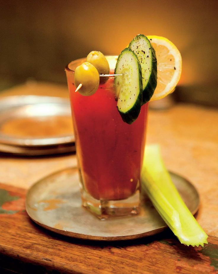 Bloody mary by Benny Roff from Borsch, Vodka and Tears | Cooked
