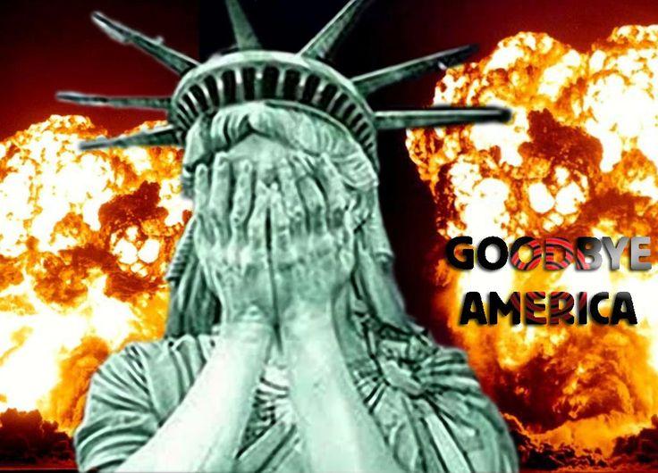 ❌❌❌ Bevor eines Tages die gesamte Nation vom Blitz getroffen wird, trifft es zuweilen erst einmal die nationalen Symbole. In diesem Fall ist der Blitz in die Liberty gefahren. Ob es dem ein oder anderen etwas zu bedeuten hat, entscheidet dann jeder für sich selbst. Aber Liberty machte schon eine gute Figur bei diesem Event. ❌❌❌ #Liberty #USA #Blitzschlag #Symbolwert #Freiheitsstatue