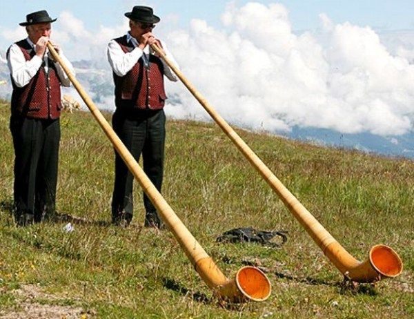 Trompa Alpina - site 4