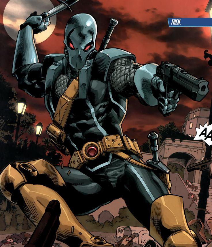 Grant Wilson: RAVAGER I...League of Assassins